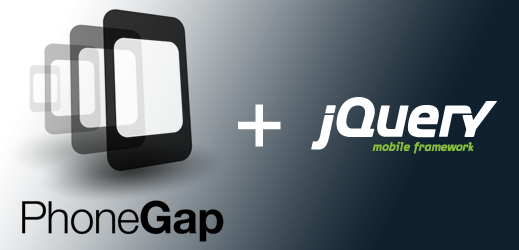 Phonegap and jQuery mobile