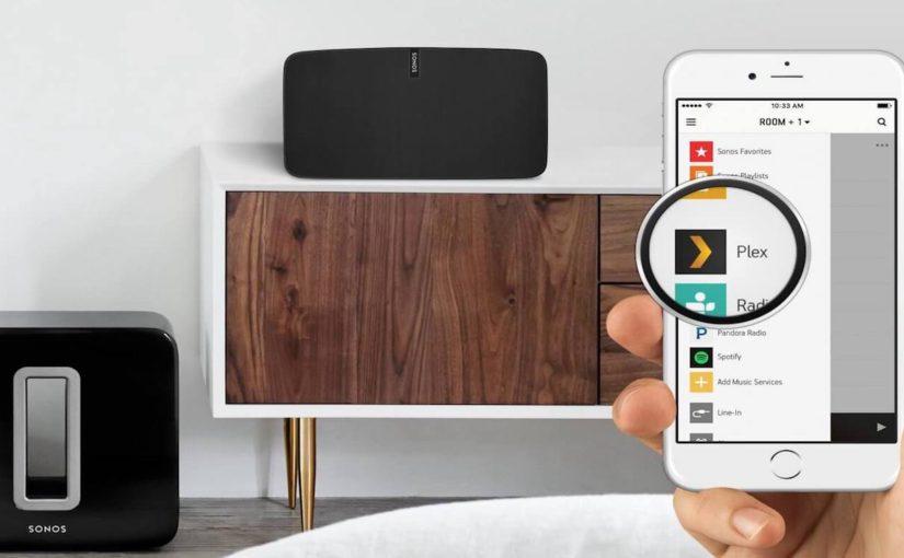Sonos meets Plex